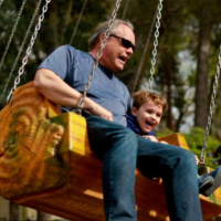 Father's Day at Funderland