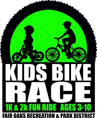 Kid's Bike Race