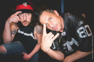 Mickey Avalon and Dirt Nasty