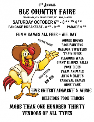 6th Annual Rio Linda-Elverta Country Faire