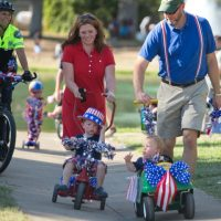 Elk Grove Salutes the Red, White, and Blue
