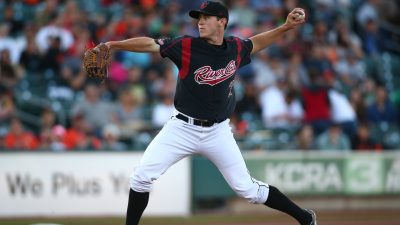 Sacramento River Cats vs. Memphis Redbirds