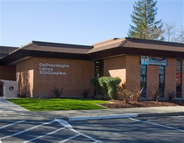 Del Paso Heights Library