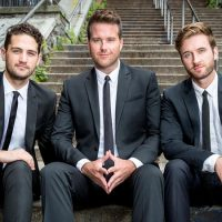 Shades of Buble: A Three-Man Tribute to Michael Buble