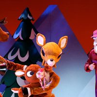 Rudoph the Red-Nose Reindeer: The Musical
