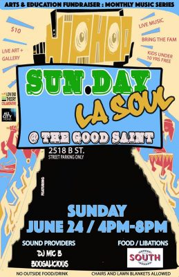 Low End Theory Collaborative and South present Sun.Day La Souls