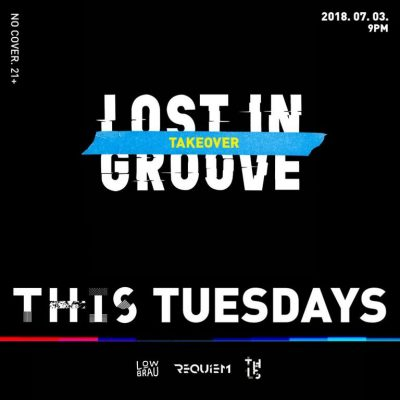 THIS Tuesdays Presents A Lost in Groove Takeover