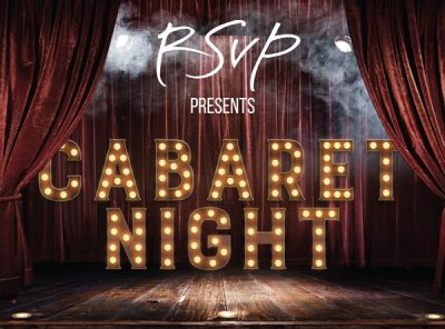 Reconciliation Singers Voices of Peace Presents Cabaret Night