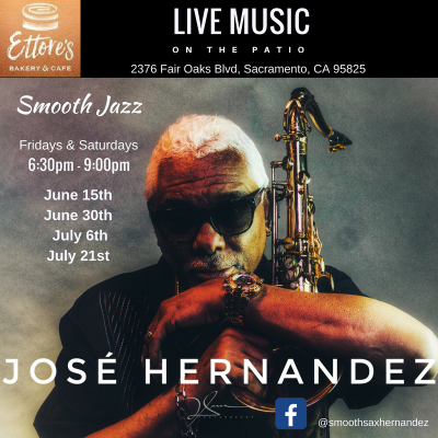 Smooth Jazz with Jose Hernandez