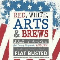 Red White Arts and Brews Fundraiser Concert