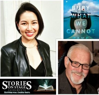 Stories on Stage Sacramento with Kirstin Chen and Steve Cook