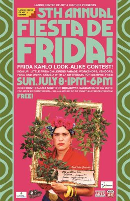 5th Annual Fiesta de Frida