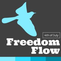 Freedom Flow: A Fourth of July Class