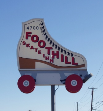 Foothill Skate Inn