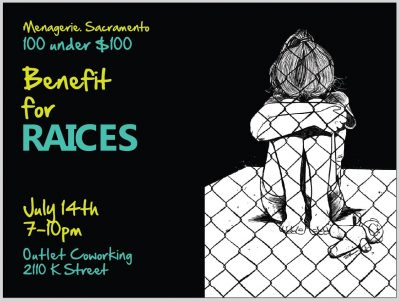 100 Under $100 Benefit Show for RAICES