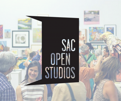 Sac Open Studios Launch Party