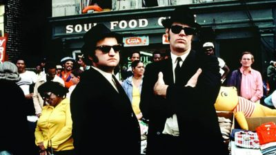 Movies Off the Wall: Blues Brothers
