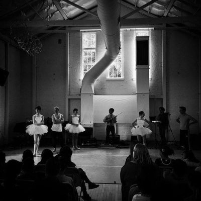 First Friday with Capital Dance Project