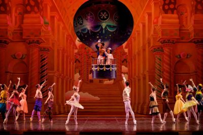 Sacramento Ballet presents The Nutcracker (Live Mu...