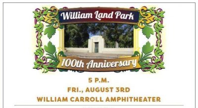 William Land Park 100th Anniversary Party