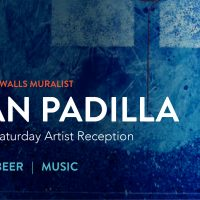 CapRadio's Second Saturday Artist Reception with Stan Padilla