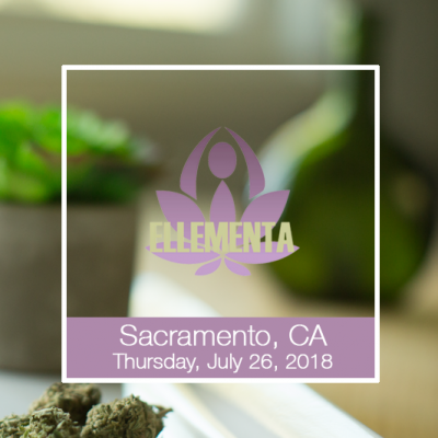 Ellementa Sacramento: Tinctures and Topicals for W...