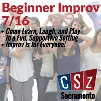 Beginner Improv Workshop
