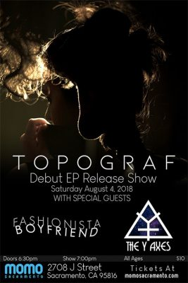 Topograf: EP Release Show