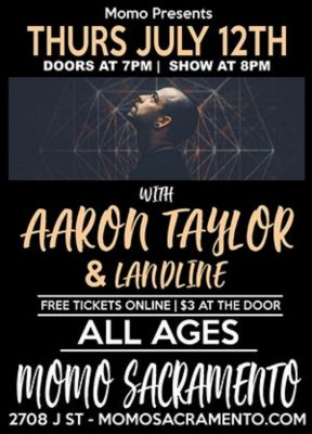 Discover Thursdays: Aaron Taylor and Landline