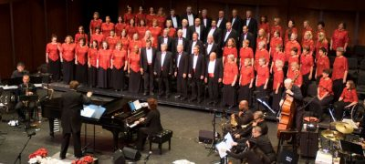 Placer Pops Chorale Holiday Pops