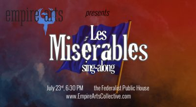 Les Miserables Sing-along