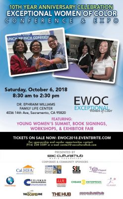 Celebration of the Exceptional Women of Color (EWOC) Conference and Expo