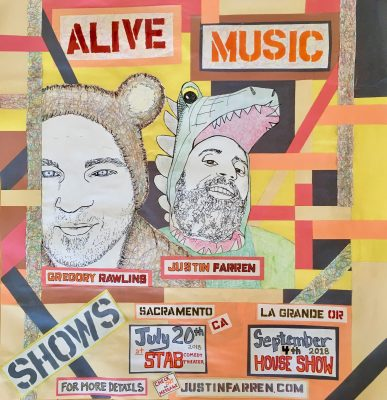 Alive Music with Gregory Rawlins and Justin Farren