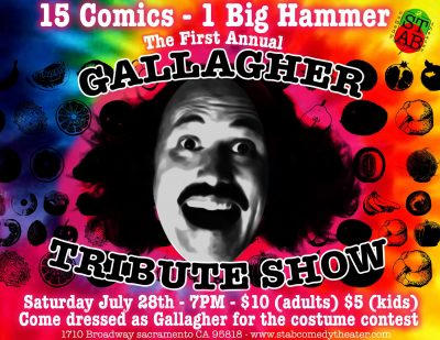 The First Annual Gallagher Tribute Show
