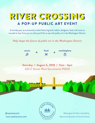 River Crossing Pop-Up Event