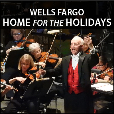 Sacramento Choral Society and Orchestra Presents: Home For The Holidays 2018