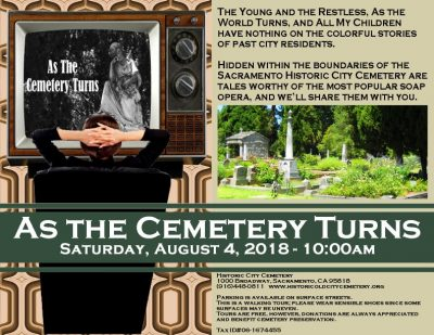 As the Cemetery Turns