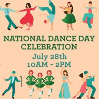 California's National Day of Dance (Sacramento Children's Museum)
