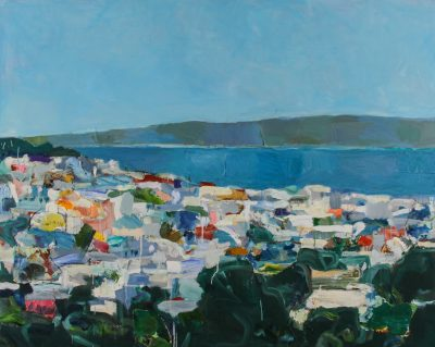 Bud Gordon Exhibition and Summer Gallery Group Show