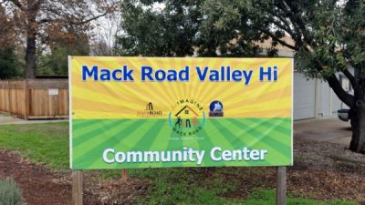 Mack Road Valley Hi Community Center