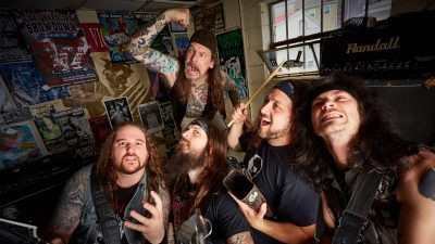 Municipal Waste and High on Fire