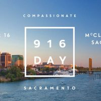 916 Day and Compassionate Sacramento Launch