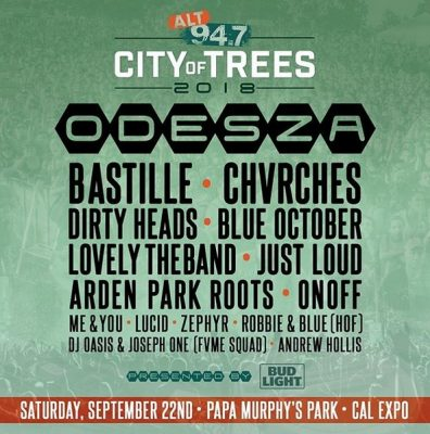 City of Trees presented by Bud Light
