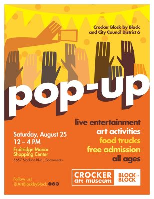 Crocker Block-by-Block District 6 Pop-Up