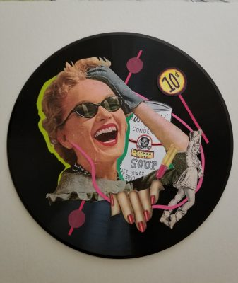 Craig Stephens and A New Spin on Vinyl Exhibitions...