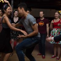 Midtown Stomp Swing Dancing