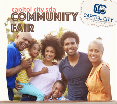 Capital City SDA Community Fair