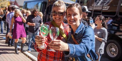 15th Annual Downtown Truckee Wine, Walk, and Shop