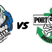 Flood Water Roller Derby vs. Port City Roller Girls
