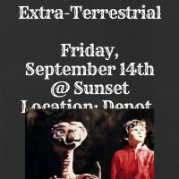 Movie In the Park: E.T. the Extra Terrestrial